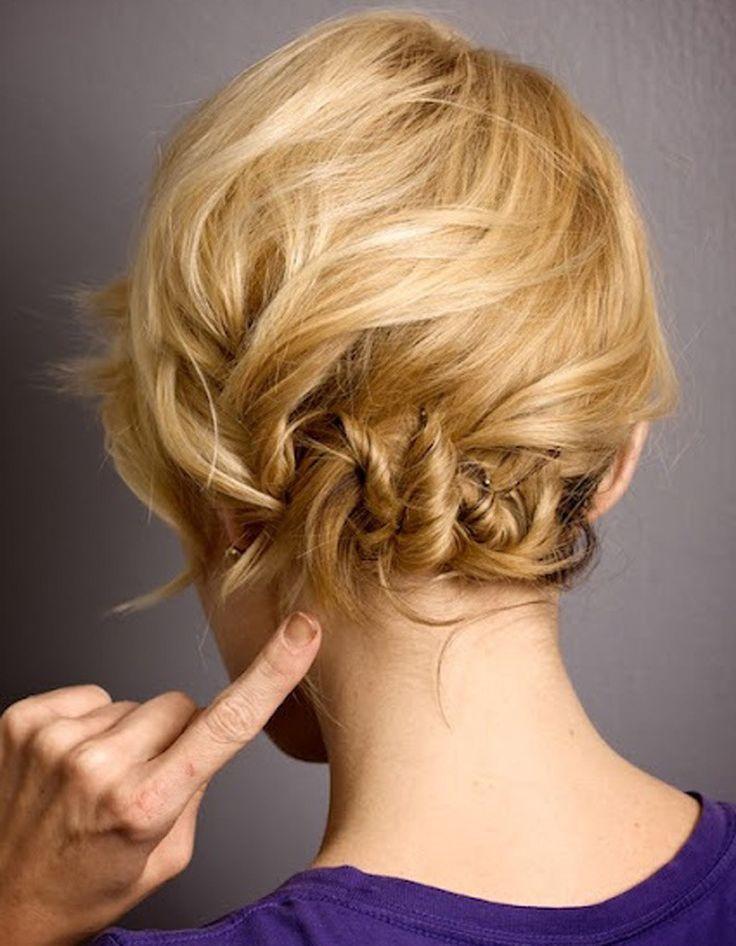16 Coiffures Belles Et Faciles Pour Les Cheveux Courts