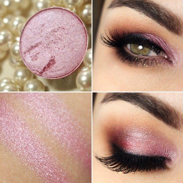 Pretty Pink Eye Makeup