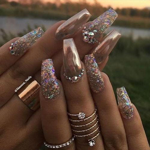 24 nail art canons qui vont vous faire craquer astuces for Commentaire faire une couleur beige 9 ongles page 2 astuces de filles