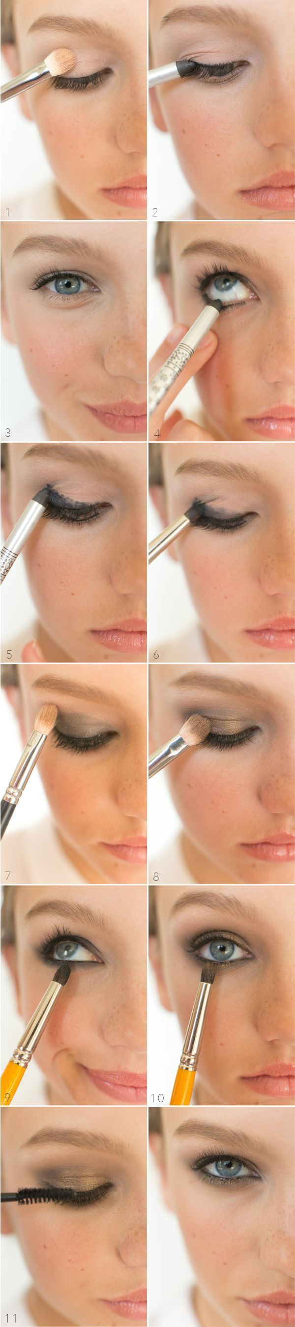 Les 50 Plus Beaux Maquillages Faciles A Faire