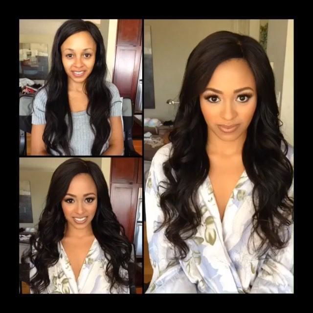 Femmes transformations maquillage (1)