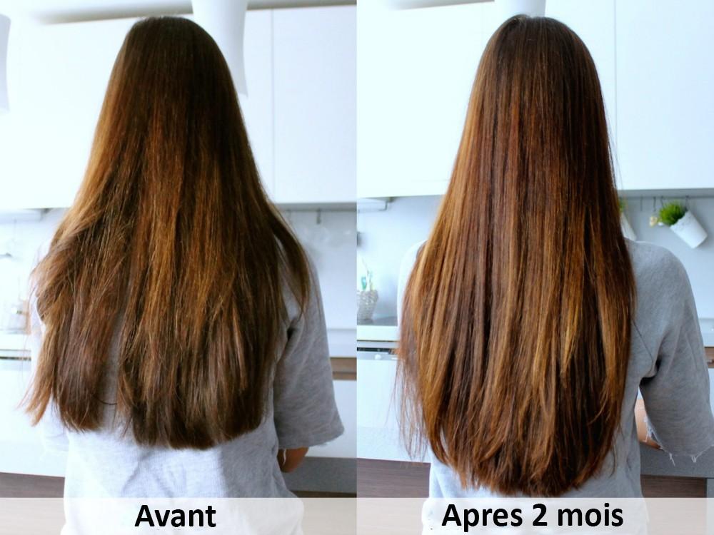 Pour avoir des cheveux long