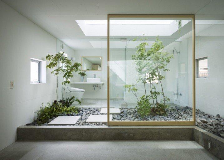 les 10 salles de bain design et naturelle | astuces de filles - Salle De Bain Naturelle