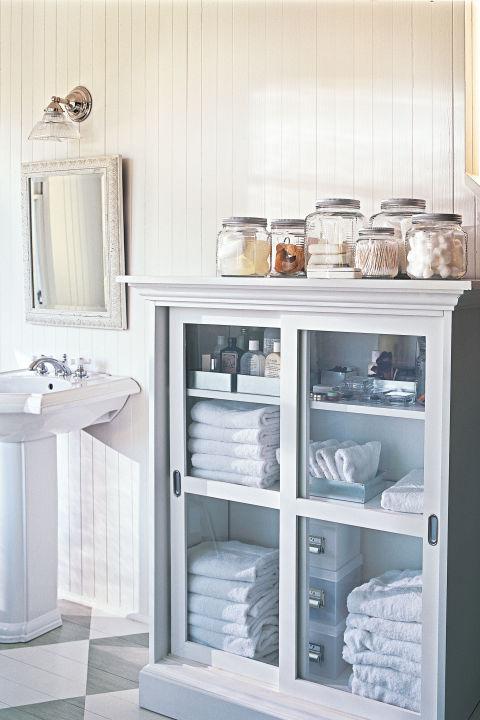 20 id es pour organiser sa salle de bain comme une pro astuces de filles page 10. Black Bedroom Furniture Sets. Home Design Ideas