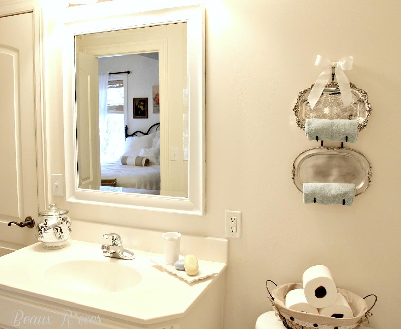 20 id es pour organiser sa salle de bain comme une pro astuces de filles page 5. Black Bedroom Furniture Sets. Home Design Ideas