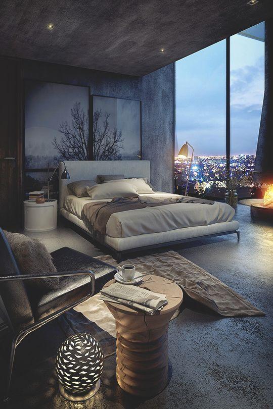Chambre moderne et design: