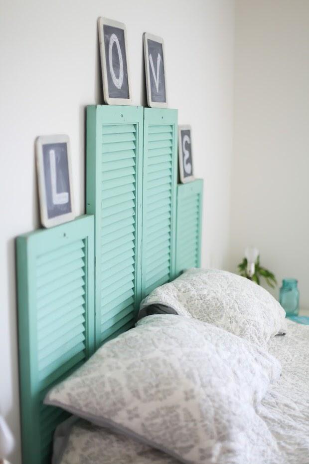 15 t tes de lit originales r aliser soi m me astuces de filles page 6. Black Bedroom Furniture Sets. Home Design Ideas