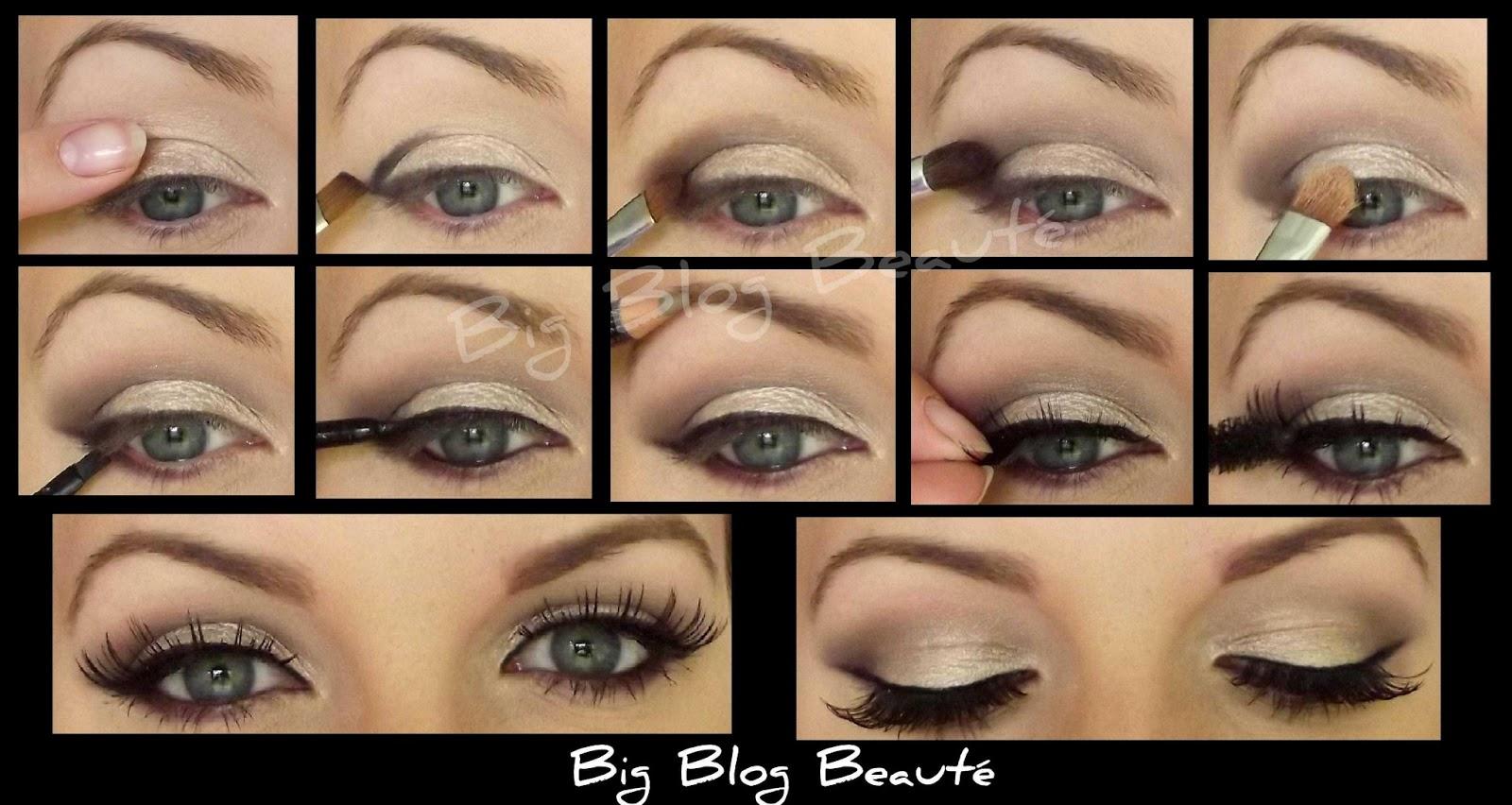 Exceptionnel 4 tutoriels pour un maquillage naturel | Astuces de filles CM34