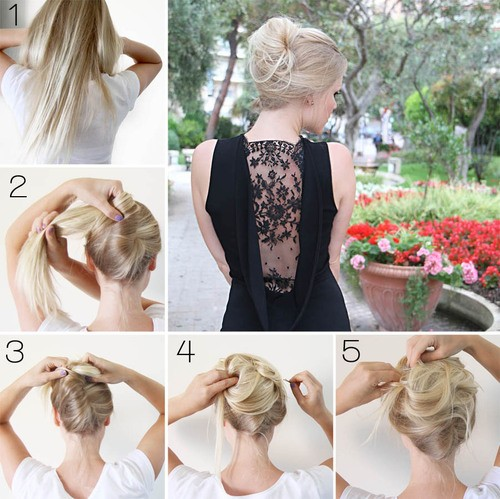 Image de hair, hairstyle, and tutorial