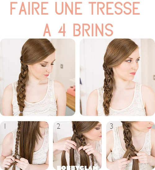 Image de hair, braid, and hairstyle