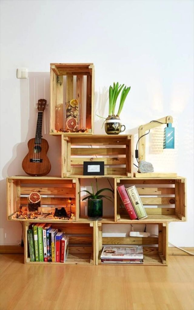 Unique DIY Wooden Pallet Ideas 5