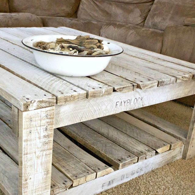Unique DIY Wooden Pallet Ideas 6